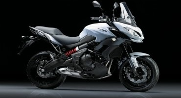 Intermot 2014 : Kawasaki svela nuova Versys 650 per il 2015