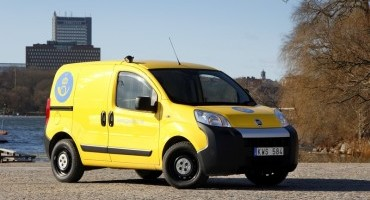 "Fiat Professional nominata ""Van Fleet Manufacturer of the Year"