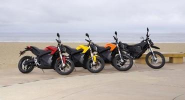 Intermot 2014: Zero Motorcycles presenta la gamma elettrica 2015