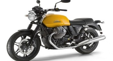Moto Guzzi : all'Intermot sarà presentata la nuova V7