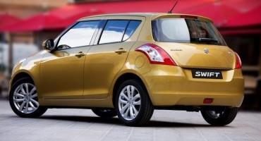 E' compatta, divertente, frizzante e ha già trovato 4 milioni di acquirenti…è Suzuki Swift