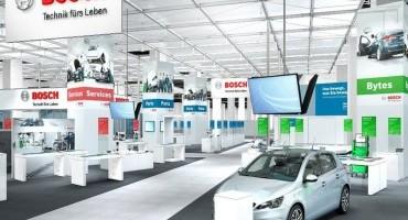 Automechanika 2014, il costante impegno di Bosch