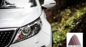 Kia Motors Italy e la partnership con il Tor des Géants