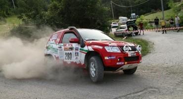 Suzuki: la casa giapponese è grande protagonista dell'edizione 2014 del Cross Country