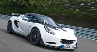 La Lotus Elise S Cup, completa i test e fa il verso alla Cup R