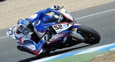 Mondiale SBK, il Team BMW Motorrad Italia e Sylvain Barrier si confermano in ottima forma nelle nella prima giornata di liberea Jerez