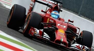 Formula1, GP d'Italia, terzo e quarto posto nella seconda sessione di libere