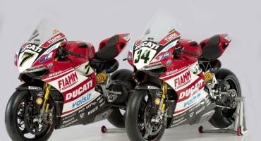 Mondiale SBK, Jerez, Ducati Superbike Team, prove condizionate dalle alte temperatura