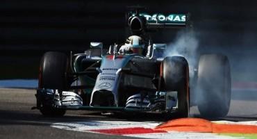 Formula1, GP d'Italia, Hamilton strappa la pole a Rosberg, solo 7° Alonso