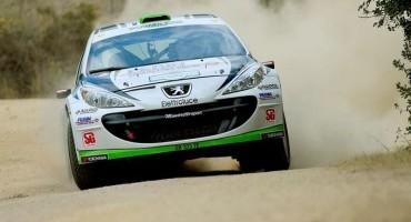 Trofeo Rally Terra, Renato Travalia si agiudica il rally Costa Smeralda