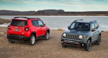 Nuova Jeep® Renegade, adesso è possibile ordinarla, sarà negli showroom Italiani a fine Settembre