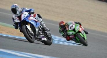 Mondiale SBK – Jerez – Barrier (BMW Motorrad Italia SBK Team) chiude con un secondo e primo posto EVO nelle due manches
