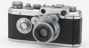 Canon: celebra l'80º anniversario di Kwanon, la prima fotocamera dell'azienda nipponica