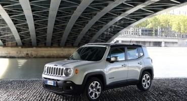 """Jeep®Renegade: la nuova, piccola """"globetrotter"""" del marchio Jeep"""