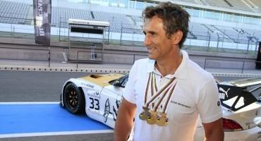 "Alessandro Zanardi, grande sorpresa all'arrivo presso l'Autodromo Internacional do Algarve"""
