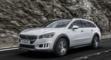 Nuova Peugeot 508, al Salone di Parigi 2014 la nuova evoluzione stilistica