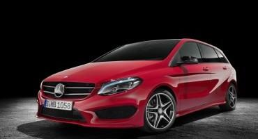 Mercedes presenta la seconda generazione della Classe B