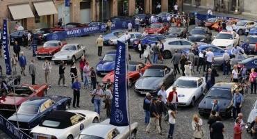 Il Raduno Internazionale del Centenario Maserati