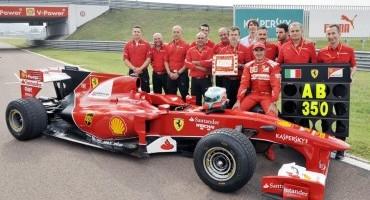 Scuderia Ferrari, l'uomo che guida tutte le Ferrari