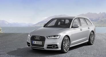 Iniziata la prevendita delle nuove Audi A6 e A6 Avant