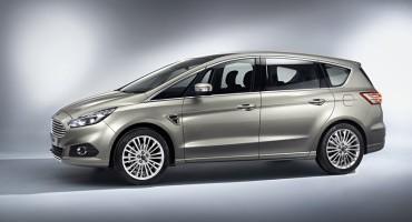 Ford, la nuova S-MAX debutta al Motor Show di Parigi