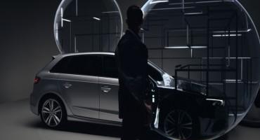 AUDI: spot dagli effetti speciali per la A3 Sportback