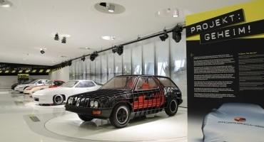 """Nuova mostra speciale al Museo Porsche: """"Porsche: Secret!"""""""