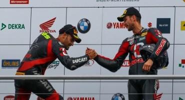 Campionato Tedesco SBK : trionfo della Ducati 1199 Panigale R