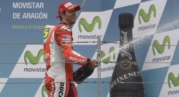 MotoGP -GP de Aragón – Ducat Team: primo podio della stagione per Cal Crutchlow che si aggiudica il terzo posto