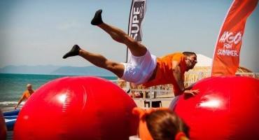 L'Aygo Fun Summer sbarca sul litorale Laziale