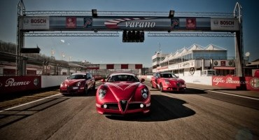 Alfa Romeo: da ottobre il Corso di Guida Evoluta 2014