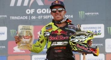 Mondiale Motocross, Cairoli superlativo, è ancora suo il titolo di campione del mondo MXGP