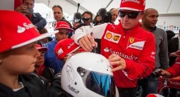 Scuderia Ferrari e Kimi protagonisti a Rotterdam al VKV Rotterdam City Racing