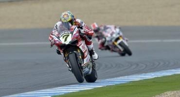 Mondiale SBK – Jerez – Un bel podio per Davies e il Ducati Superbike Team in Gara 1