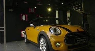 BMW Group: aperto il nuovo MINI Pop Up Roma in Via Barberini