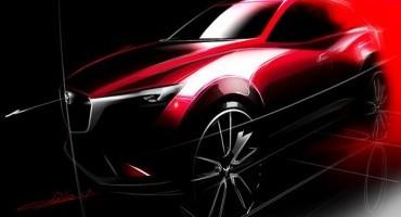 Mazda debuting all-new CX-3 at 2014 Los Angeles Auto Show
