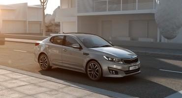 Kia Motors presenta il diesel-elettrico su Kia Optima T-Hybrid