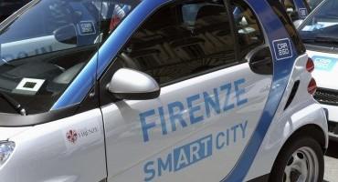 Car2go entusiasma anche Firenze, circa 10.000 gli iscritti