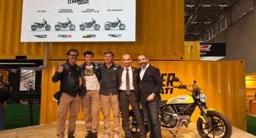 Appassionati in delirio, Scrambler Ducati manda in tilt il web
