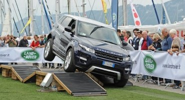 Land Rover Discovery Sport a Barcolana 2014