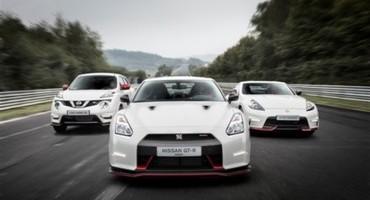 Nissan, sotto i riflettori la gamma Nismo