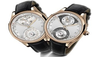 Montblanc Metamorphosis II: da orologio classico a cronografo con solo un gesto
