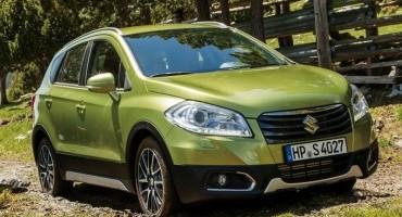 Suzuki S-CROSS si aggiudica il prestigioso Hungarian Quality Product Award®