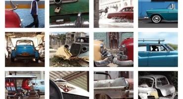 "Seconda edizione Degler Calendar – ""Carros de Cuba"""