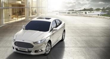 La nuova Ford Mondeo lancia la sfida al mercato business