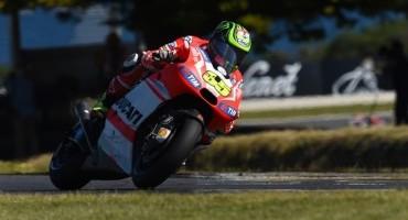 MotoGP, GP di Australia, Ducati Team: prima giornata di prove libere a Phillip Island per Dovizioso e Crutchlow