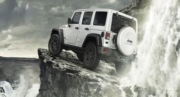 """Jeep: con Wrangler nella terza edizione di """"Montagne Olimpiche e Paralimpiche Off Road"""""""