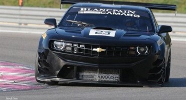 ACI Sport, Italiano GT, la Chevrolet Camaro Sareni GT3 (Solaris Motorsport) debutterà a Monza