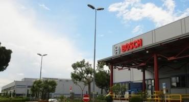 Grazie alle performance dello stabilimento di Bari , il Gruppo Bosch riceve l'EFQM Excellence Award 2014