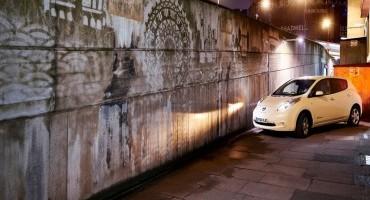 Come migliorare la qualità dell'aria in Europa? Con Nissan Leaf 100% elettrica